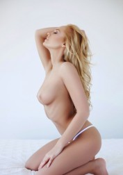 New Hot Amazing Blonde Escort Soleya
