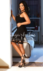 XXX Jasmine Black 12th-24th Feb, Escorts.cm escort