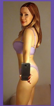 Amanda Feline, Escorts.cm call girl